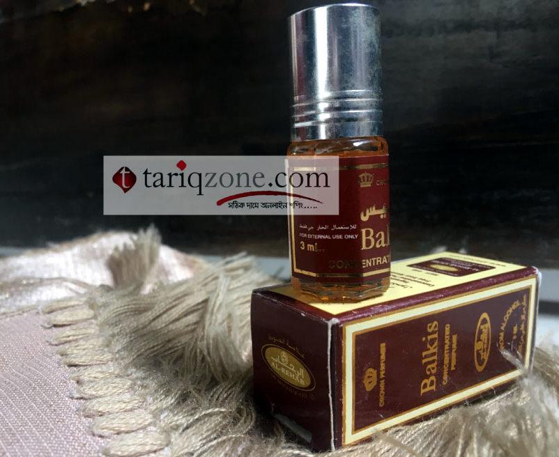 Balkis Concentrated Perfume (3 ml) By Al Rehab (KSA)